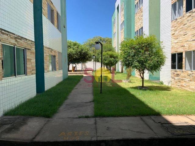 Apartamento à venda, 57 m² por R$ 169.000,00 - Uruguai - Teresina/PI - Foto 3