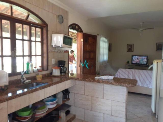 Sítio com 3 dormitórios, 4000 m² - venda por R$ 580.000,00 ou aluguel por R$ 4.500,00/mês  - Foto 17