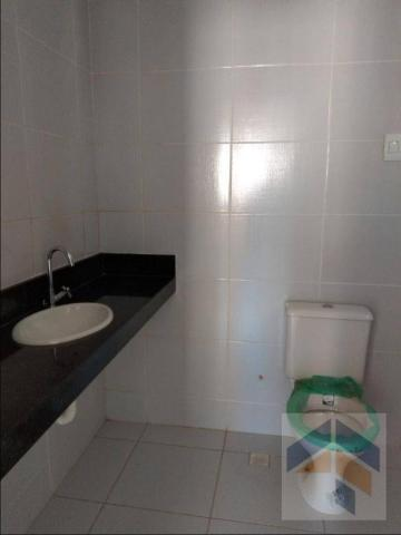 Apartamento com 3 dormitórios à venda, 112 m² por R$ 470.000,00 - Bessa - João Pessoa/PB - Foto 8