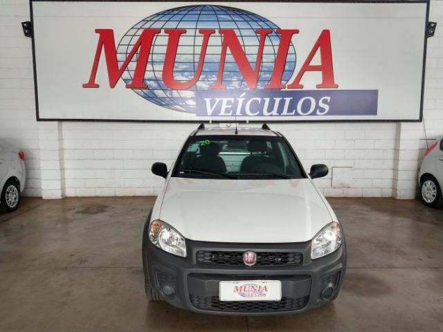 Fiat strada 2013 1.4 mpi working ce 8v flex 2p manual
