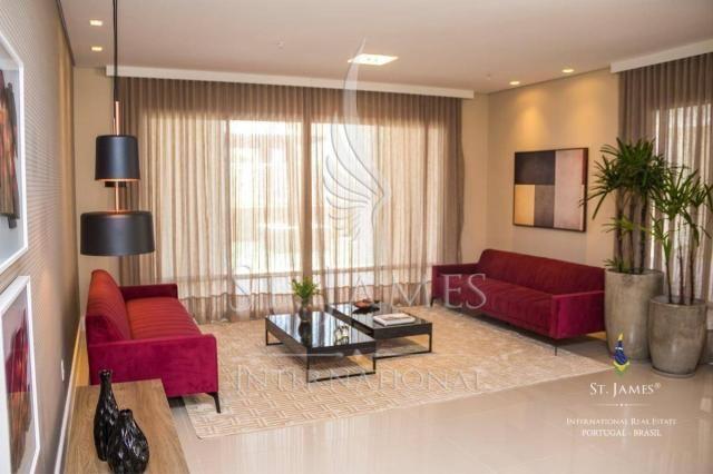 Apartamento com 3 dormitórios à venda, 100 m² por R$ 836.077,74 - De Lourdes - Fortaleza/C - Foto 4