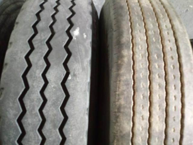 Pneus Usados Seminovos 750 . 900 . 1000 . 1100 p/ Caminhão - Foto 2