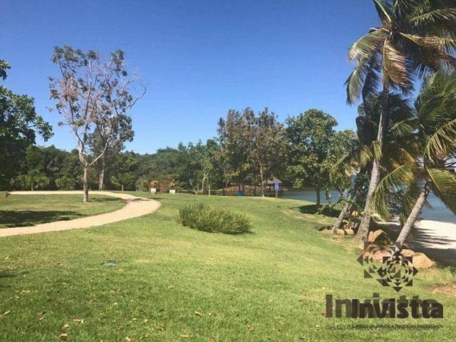 Terreno à venda, 600 m² por R$ 230.000,00 - Caribe Residence e Resort - Palmas/TO