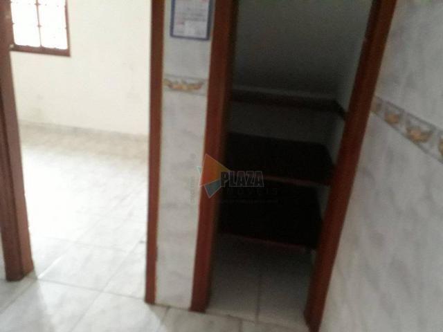 Casa com 3 dormitórios para alugar, 90 m² por r$ 2.000/mês - canto do forte - praia grande - Foto 13