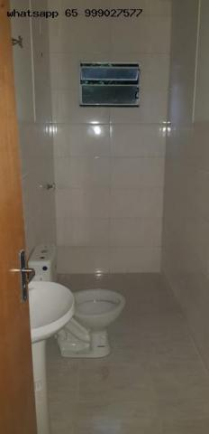 Casa para Venda em Várzea Grande, Jardim Paula 2, 2 dormitórios, 1 banheiro - Foto 5