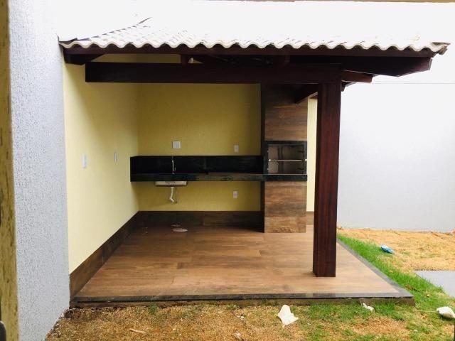 Casa 3 Quartos, 1 Suite, Quiosque+Churrasqueira - Jardim Fonte Nova - Foto 13