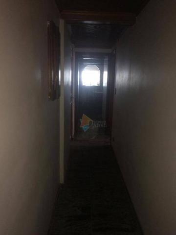 Apartamento para alugar, 210 m² por R$ 3.500,00/mês - Tupi - Praia Grande/SP - Foto 10