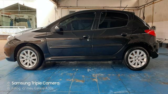 Peugeot 207 1.6 XS Flex Automático 2009/2010 - Foto 14