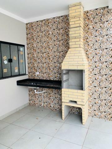 Casa de 03 Quartos Com Churrasqueira em Sarandi - Jd. Ouro Verde III - Foto 12