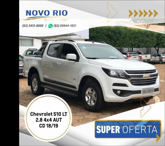 Chevrolet S10 LT 2.8 4x4 AT CD - Foto 4