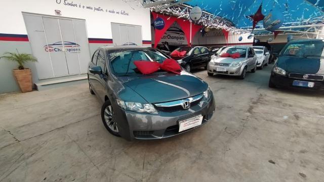 Honda Civic 1.8 LXL AUTOMÁTICO FLEX 4P 4P