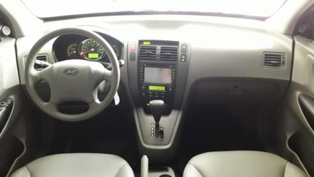 HYUNDAI TUCSON 2.0 MPFI GLS 16V 143CV 2WD FLEX 4P AUTOMATICO. - Foto 11