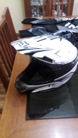 Capacete Helt motocross - Foto 2