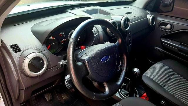 Ford ecosport xlt freestyle motor 1.6 8v flex 4p prata 2012 74.000km ipva2020pgvist - Foto 9