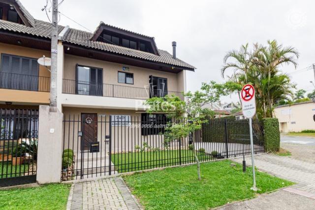 Casa para alugar com 3 dormitórios em Bom retiro, Curitiba cod:8402