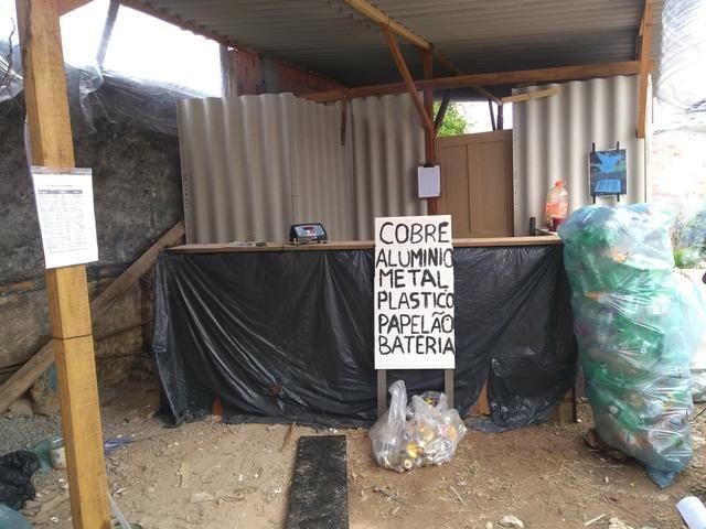 Compra de Sucatas e materiais Recicláveis
