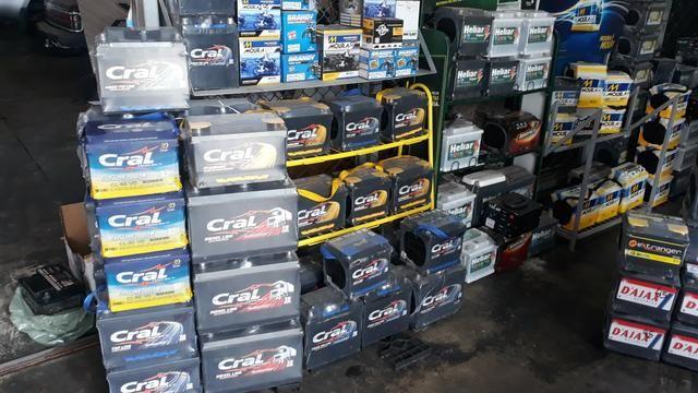 Baterias automotivas todas as marcas e otimas qualidades duracar baterias - Foto 5