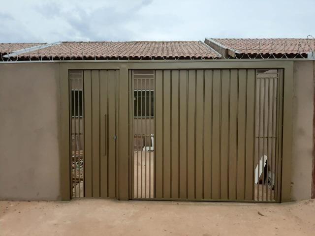 Casa Térrea Nova Campo Grande, 2 quartos