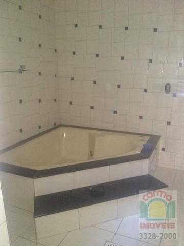 Casa com 4 dormitórios para alugar, 150 m² por R$ 4.500/mês - Jundiaí - Anápolis/GO - Foto 12