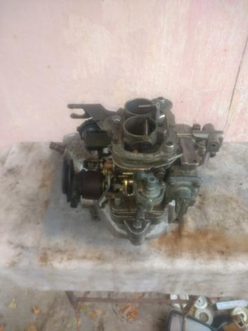 Carburador werber 1.6 álcool AP e coletor admissão escape gol quadrado - Foto 4