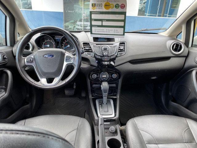 New Fiesta Sedan Titanium 1.6 AT 2014/2014 - Foto 6