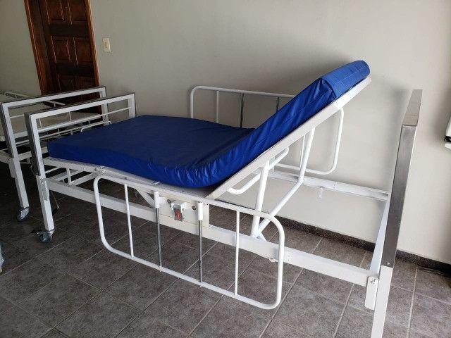 Locação Camas Hospitalares A partir de R$ 75,00 (15 Dias)
