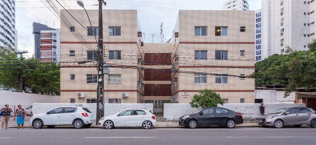 Apartamento 03B, mobiliado, sala e quarto, com WI-FI, pertinho do Carrefour - lindo - Foto 17