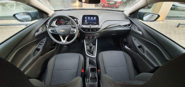 GM ONIX LT 1.0 TURBO 2021 - Foto 8