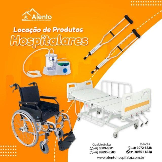 Locação Camas Hospitalares A partir de R$ 75,00 (15 Dias) - Foto 4