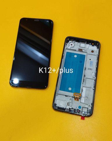 Display de celular