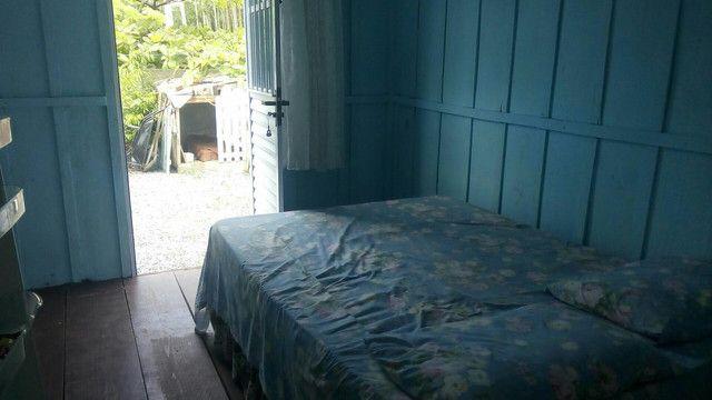 Casa com escritura e registro de imóvel,ItapoàSC,vende ou troca. valor 160,000 - Foto 20