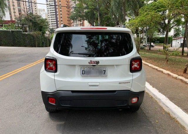 Jeep Renegade 1.8 16v Flex Sport Automático 2019 - Foto 5