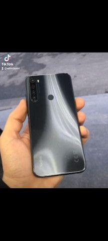 R$ 1.169,00 - Xiaomi Redmi Note 8 64 GB - 4 GB Memória ram
