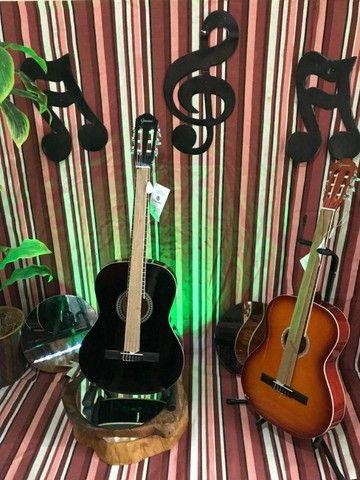 GN- 15 violão Nailon (preto e Natural)  em 6 vezes sem juros *Promoção!!!*