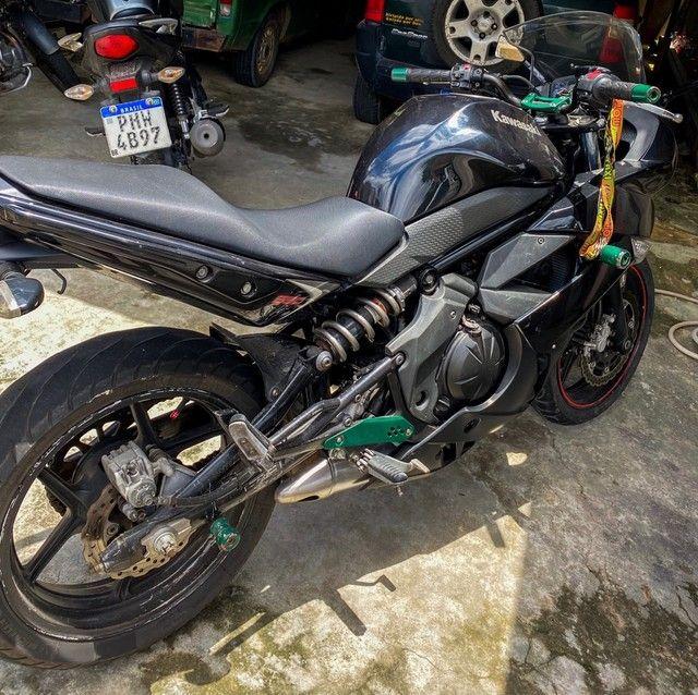 Kawasaki ninja 650 (2013)