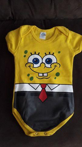 Body bebê calça casaquinho - Foto 2