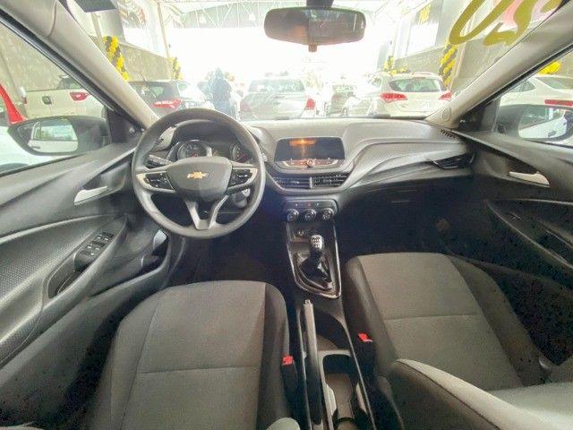 Chevrolet Onix 1.0 2020 - 1 Ano de Garantia - Ipva Pago - Foto 11