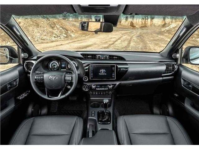 Toyota Hilux 2021 2.7 vvt-i flex cd srv 4x4 automático - Foto 7