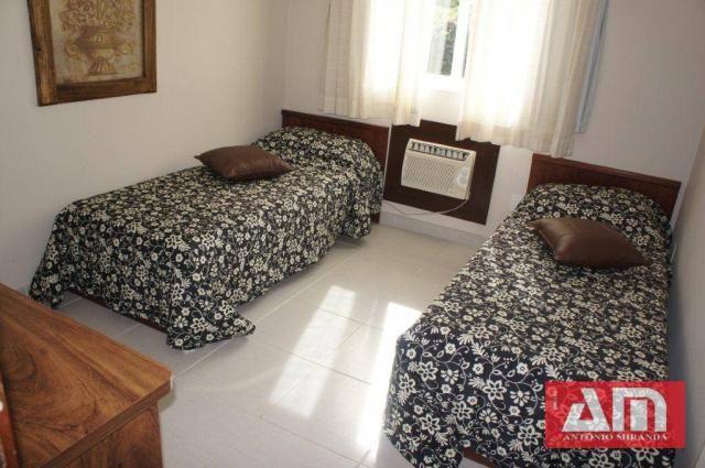 Vendo Excelente Flat mobiliado em condomínio com estrutura de lazer em Gravatá. - Foto 5