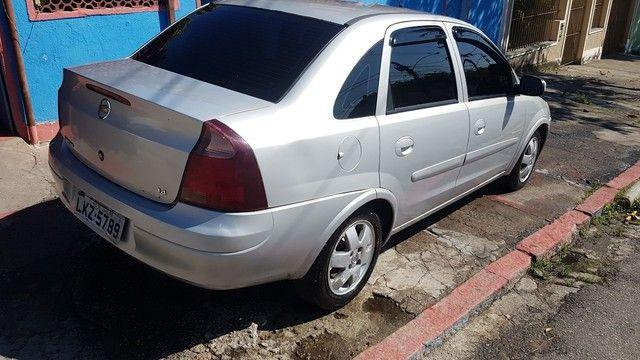 Corsa Sedan Premium (Corsão) 1.4 com GNV  - Foto 12