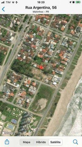 Matinhos é uma cidade do litoral do Paraná, localizada a pouco mais de 110 quilômetros da  - Foto 14