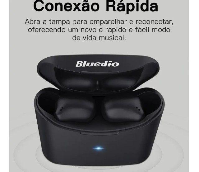 Fone De Ouvido Bluedio T-elf 2 Bluetooth Sem Fio Wireless - Foto 2