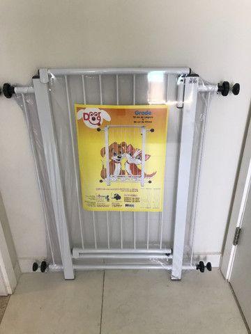 Grade de proteção com portão - Foto 3