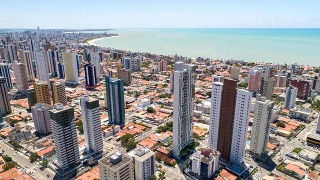 Apartamento com 3 dormitórios à venda, 87 m² por R$ 530.000,00 - Manaíra - João Pessoa/PB - Foto 3