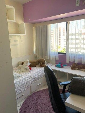 Apartamento com 4 quartos com vista para o mar na Ponta Verde - Foto 9