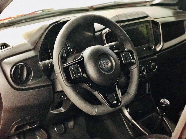 Fiat Strada VOLCANO 1.3 FLEX CD 4P - Foto 3