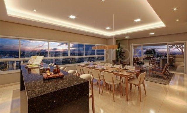 Apartamento  com 3 quartos no DUO SKY GARDEN - Bairro Parque Amazônia em Goiânia - Foto 5