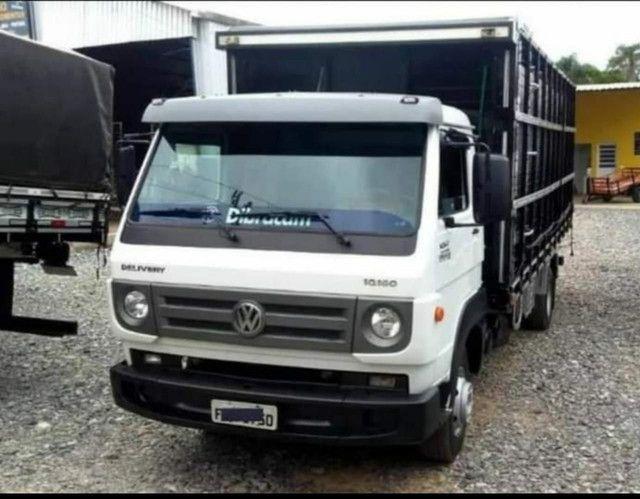 Vendo caminhão a vista ou financiado - Foto 6