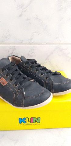 Sapato infantil masculino CARUARU número 32 - Foto 3