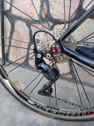 Bike speed carbono Merida Scultura   - Foto 3